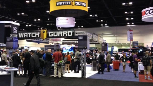 IACP2014: Images From the Expo Hall