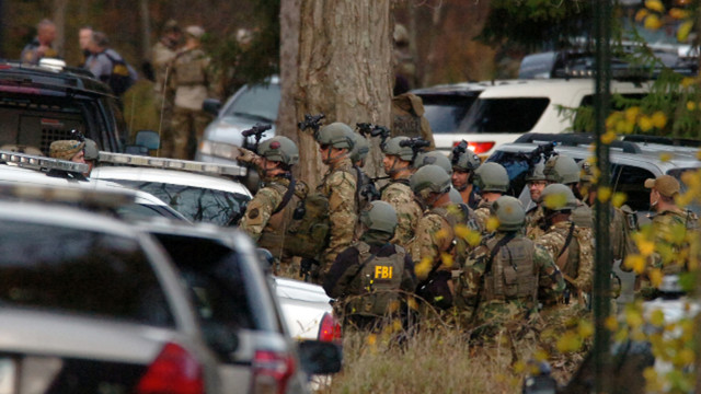 Pa. Police May Have Seen Ambush Suspect