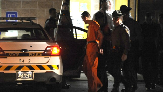 Fugitive in Killing of Trooper Caught