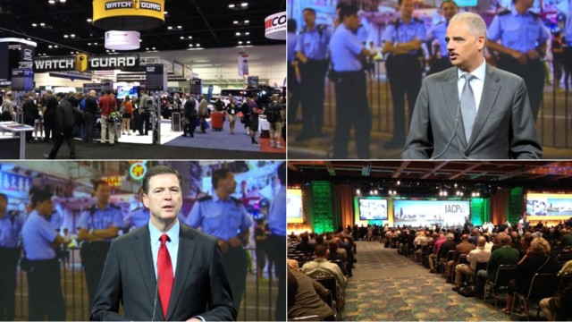 Officer Quickfire Recap: Coverage of IACP 2014