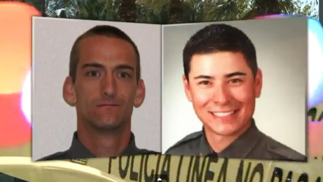 N.M. Deputy Charged in Colleague's Death