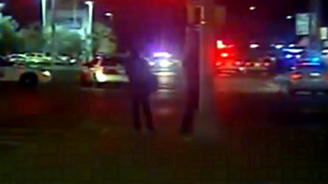 Texas Police Officer Shot; Suspect Sought