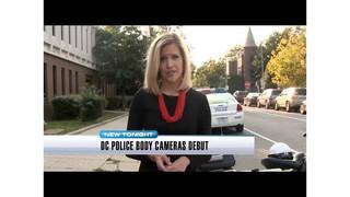 D.C. Officers Begin Wearing Body Cameras
