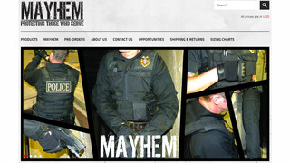 Mayhem Tactical Uniform Review
