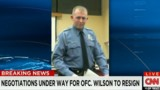 Ferguson Officer Darren Wilson May Resign