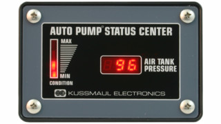 New Auto Pump Status Centers From Kussmaul Electronics