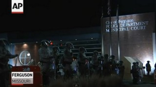 44 Arrests During Ferguson Protests