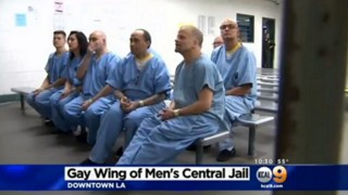 Gay Wing L.A. Jail Embraces Individuality