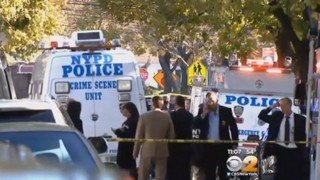 NYPD Officers Shoot Suspect After Attack