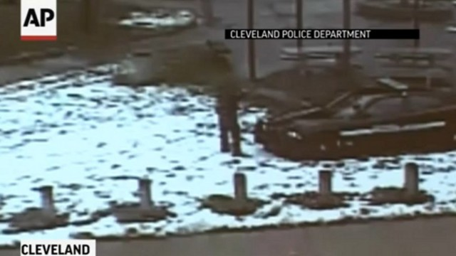 Cleveland Police Release Video of Boy's Shooting