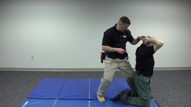 Kneeling Handcuff and Search: Defensive Tactics
