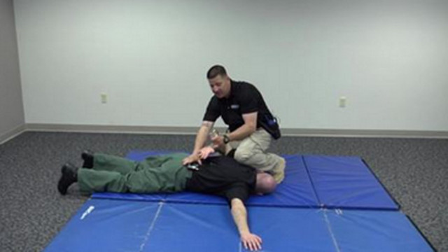 Prone Handcuffing and Search: Defensive Tactics Tip of the Week