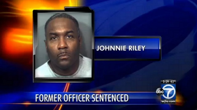 Md. Officer Sentenced for Shooting Cuffed Man