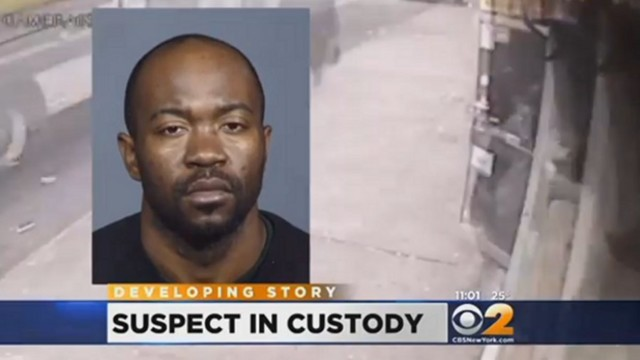 Suspect In Custody In Deadly Subway Shove