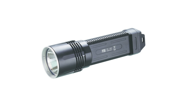 Held to a higher standard, Introducing Nitecore P36 Tactical light