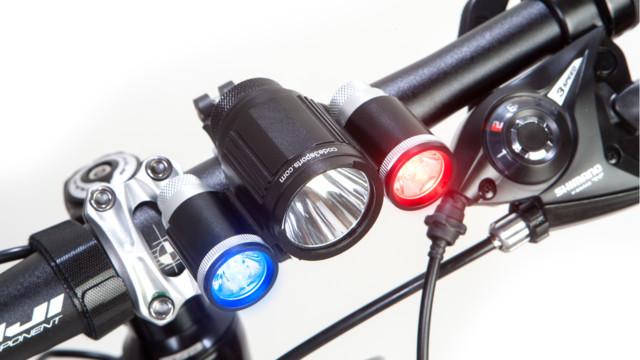MaxPatrol-600 Bicycle Patrol Light