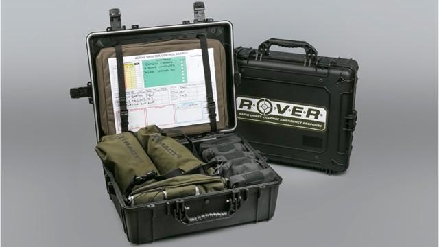Rapid Onset Violence Emergency Response Kit (ROVER)