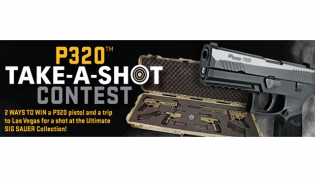 Enter to Win a $10,000 Prize Package From SIG SAUER!