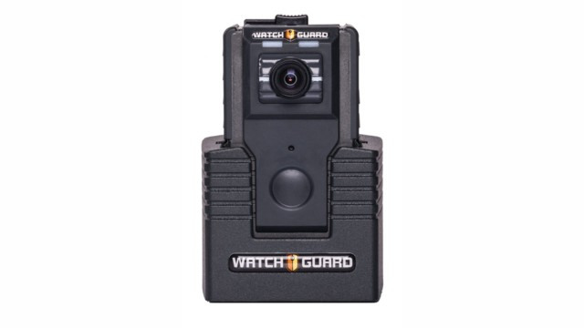 VISTA™ HD Wearable Camera Announced by WatchGuard at IACP 2014