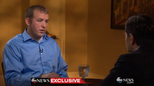 Ferguson Officer Darren Wilson Speaks