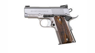 Magnum Research® Puts the Shine on three new  Desert Eagle® 1911 Models