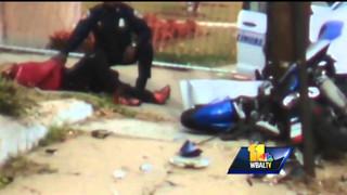 Baltimore Officer Critically Injured in Crash