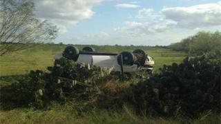 Texas Sheriff's Deputy Killed in Crash