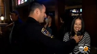 California Police Give Out Free Breathalyzers