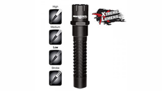 TAC-560XL Metal Multi-Function Rechargeable Tactical Flashlight