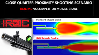 IROC Tactical Muzzle Device Test Report