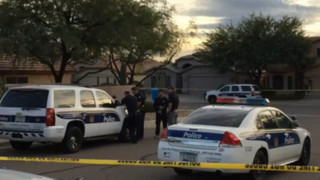 Phoenix Officer Kills Soldier Who Shot Girl
