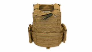 TPG BLACK Releasable Body Armor Vest (RBAV) Receives a 4.38 Point Score from the NTOA Member Tested and Recommended Program