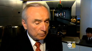 Bratton: Cops Turning Backs on Mayor 'Inappropriate'