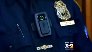 NYPD Officers to be Equipped With Body Cams