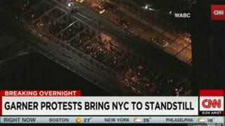 Protests Bring New York City to Standstill