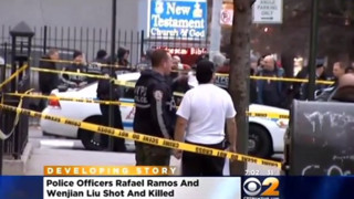 Two NYPD Officers Murdered In Cold Blood