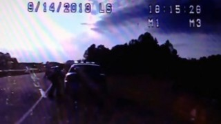 Video Shows Dramatic S.C. Traffic Stop