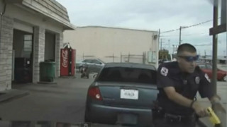 Video Shows Officer Use Taser on Man