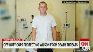 Police Protect Darren Wilson From Death Threats