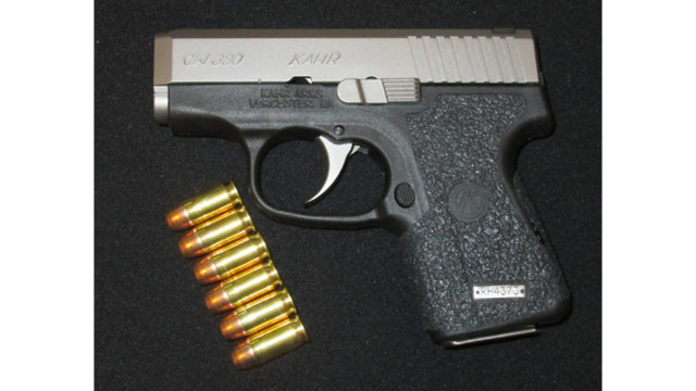 Editor's Review: Kahr CW380 Pocket Pistol