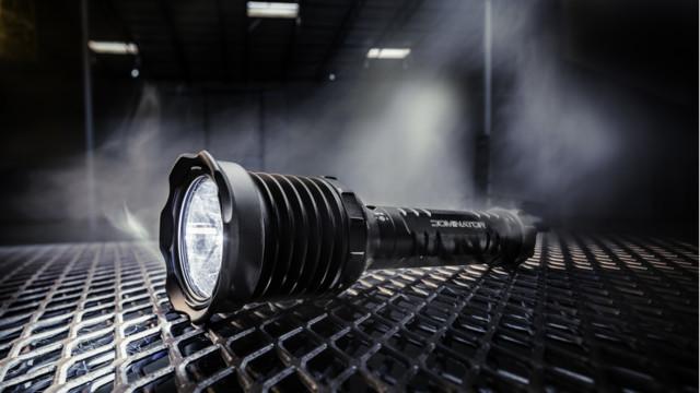 UDR Dominator LED Flashlight