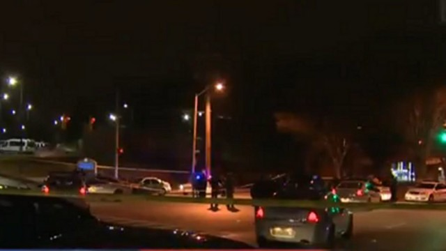 Baltimore Officer Shot During Traffic Stop