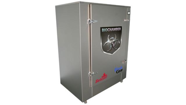BioChamber - Training/Tactical Gear Sanitizing Machine