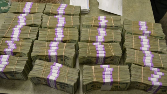More Than $244K Seized by Georgia Deputies