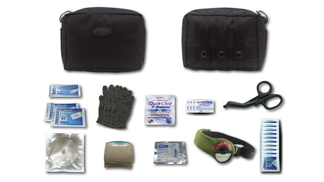 EMI Deluxe Gunshot / Trauma Kit