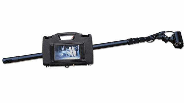 Inspectacam Pole-Mounted IR/Color Camera