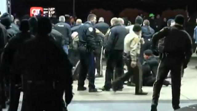 Clash Near Ferguson After Police Shoot, Kill Man