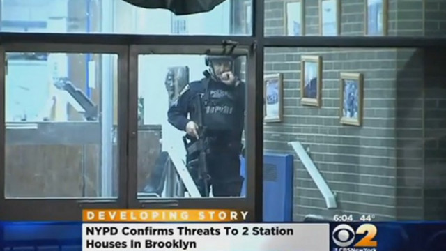 NYPD Confirms Threats to Two Station Houses