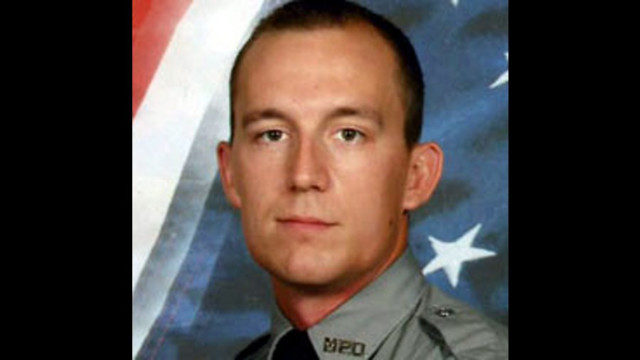 Oklahoma Officer Serious After Cruiser Crash