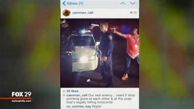 Paramedic in Hot Water Over Anti-Police Image